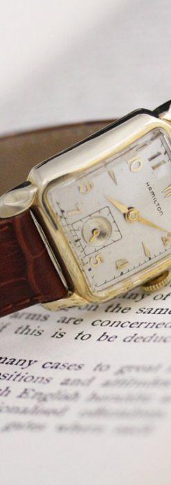 ハミルトンのアンティーク腕時計-W1069-2