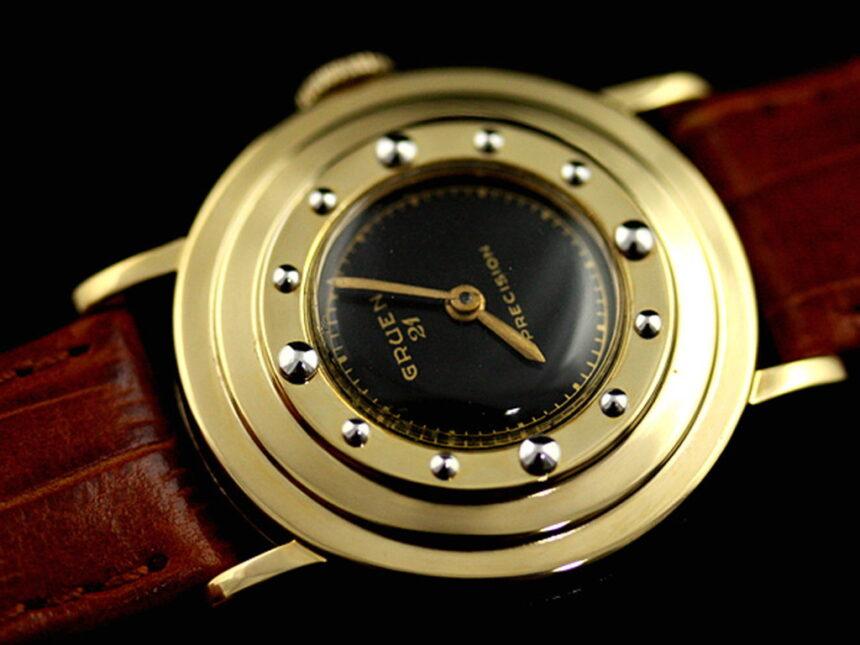グリュエン腕時計-W1081-1
