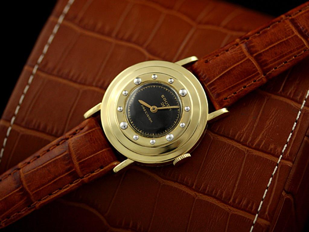 グリュエン腕時計-W1081-10