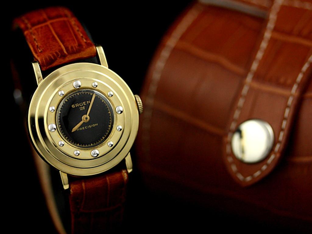グリュエン腕時計-W1081-11