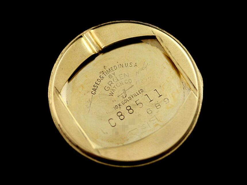 グリュエン腕時計-W1081-13