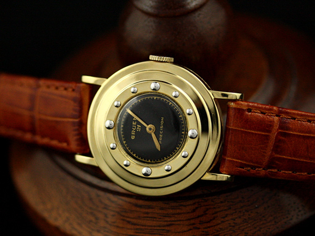 グリュエン腕時計-W1081-3