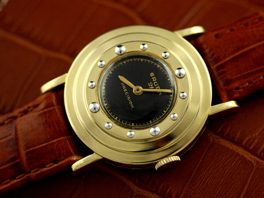 グリュエン腕時計-W1081-5