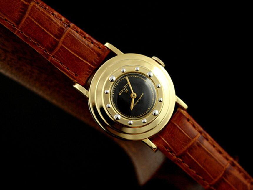 グリュエン腕時計-W1081-6