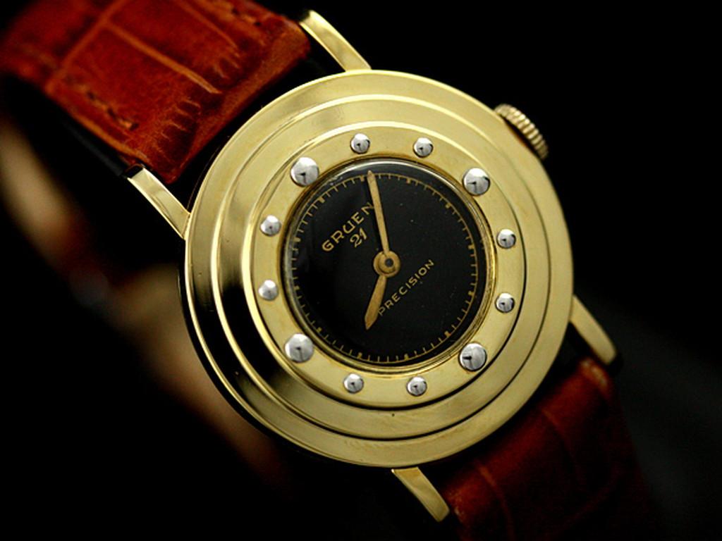 グリュエン腕時計-W1081-7