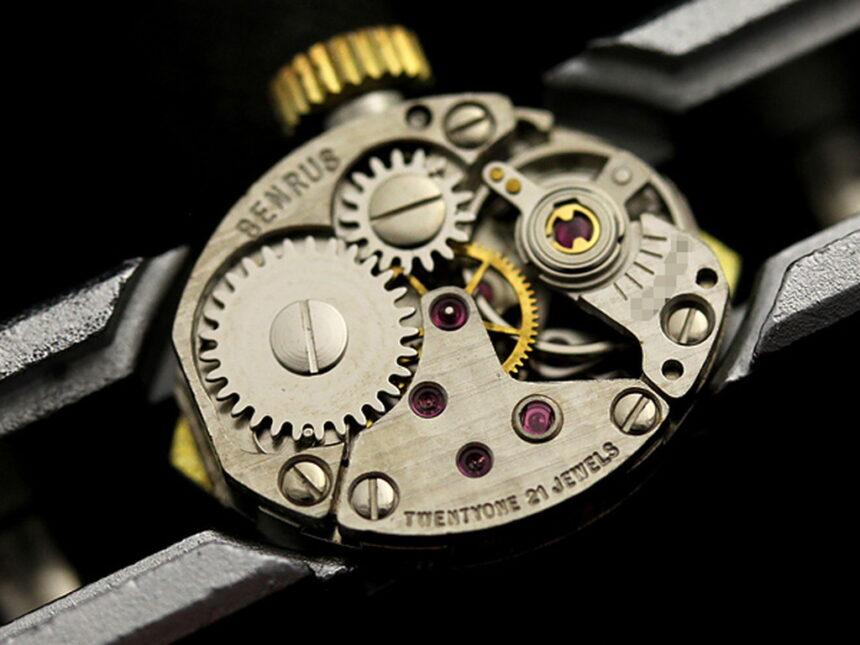ベンラス腕時計-W1104-13