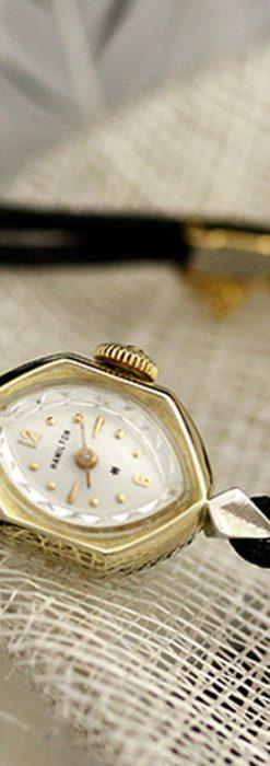 ハミルトン腕時計-W1118-1