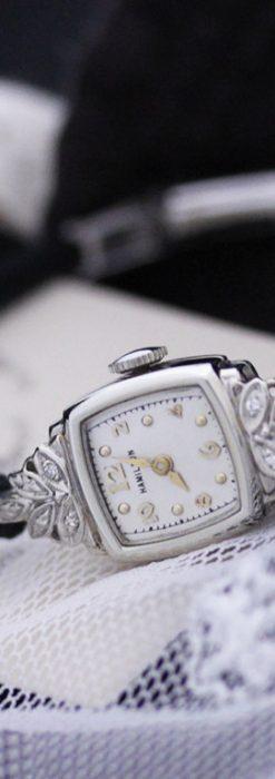 ハミルトン腕時計-W1134-2