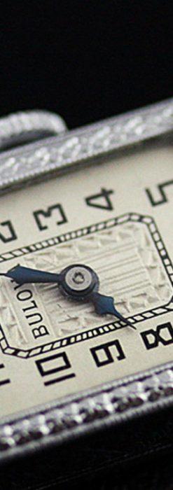 ブローバのアンティーク腕時計-W1159-2