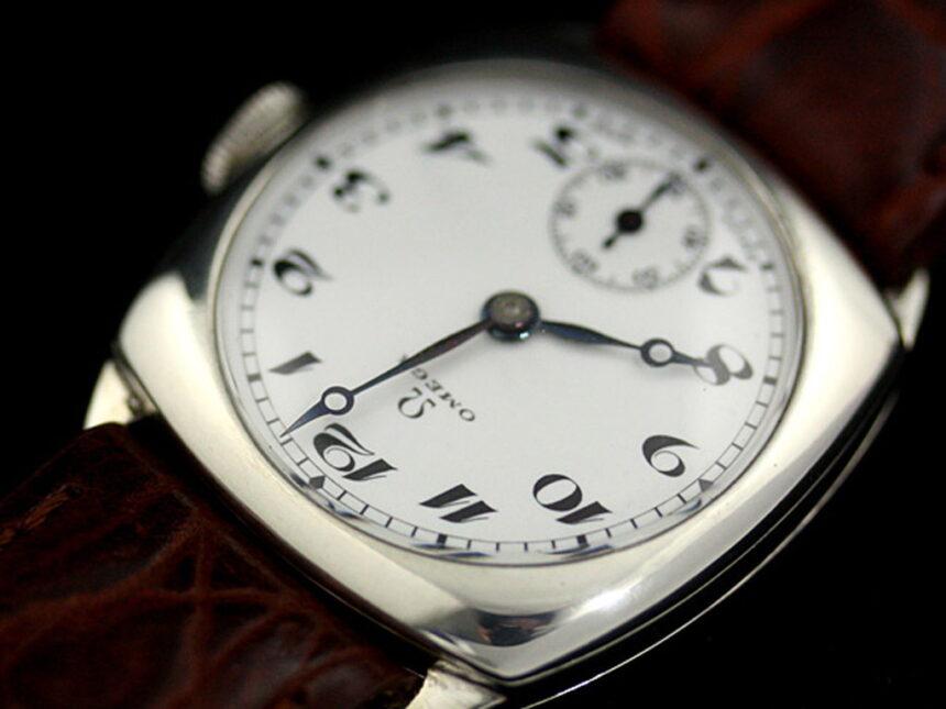 オメガのアンティーク腕時計-W1176-1