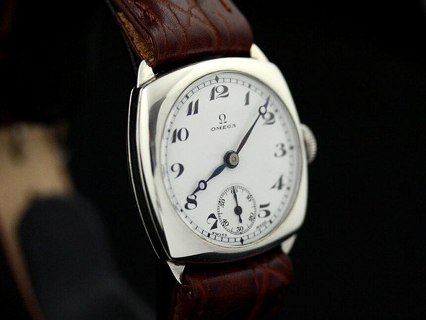 オメガのアンティーク腕時計-W1176-10