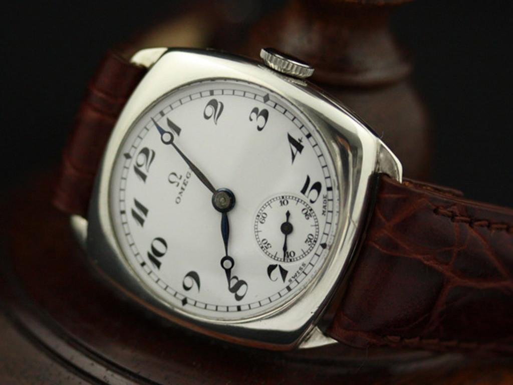 オメガのアンティーク腕時計-W1176-2