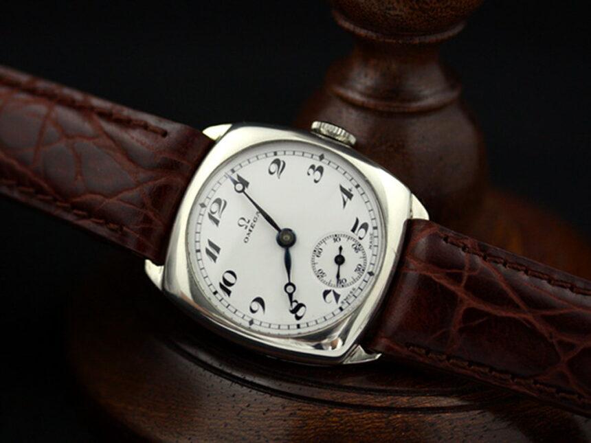 オメガのアンティーク腕時計-W1176-3