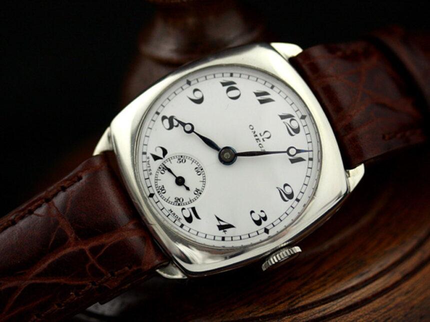 オメガのアンティーク腕時計-W1176-4