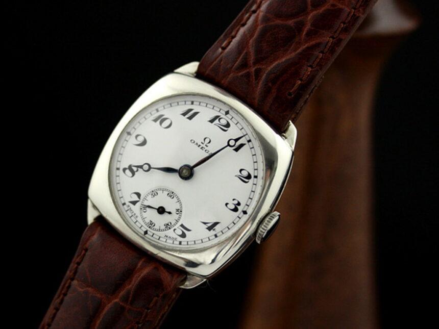 オメガのアンティーク腕時計-W1176-5