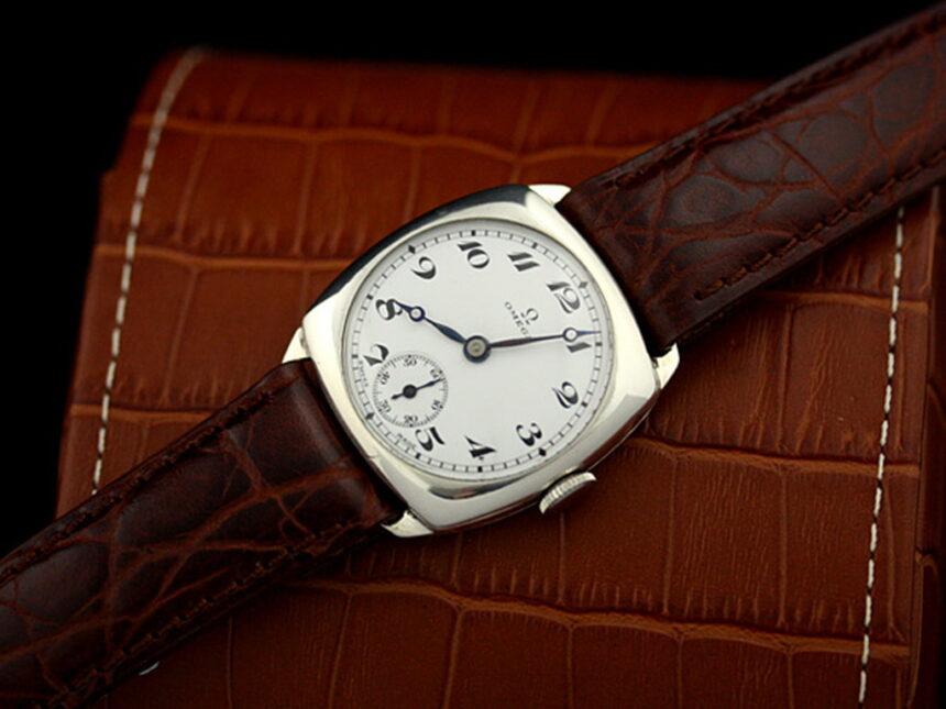 オメガのアンティーク腕時計-W1176-7