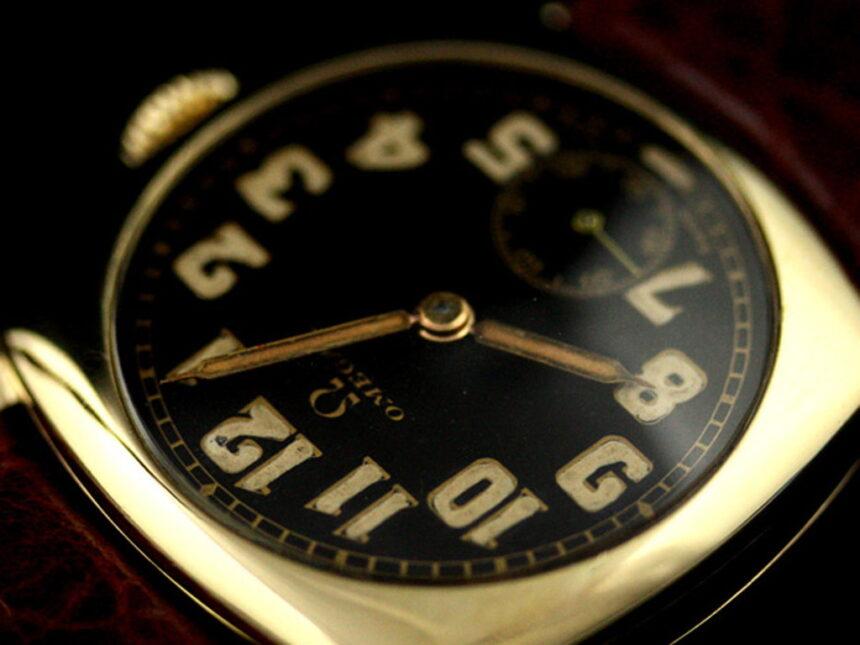 オメガのアンティーク腕時計-W1180-1