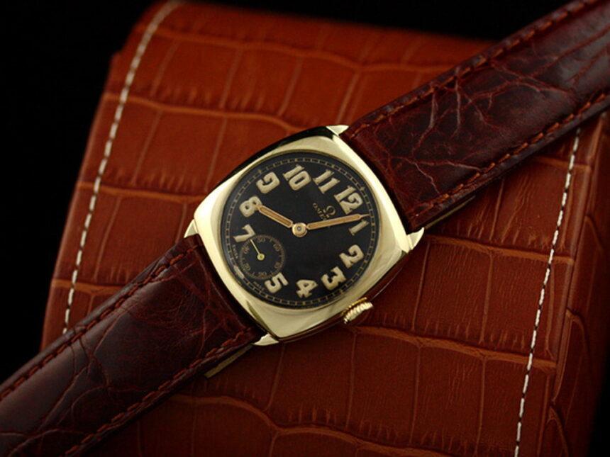 オメガのアンティーク腕時計-W1180-10