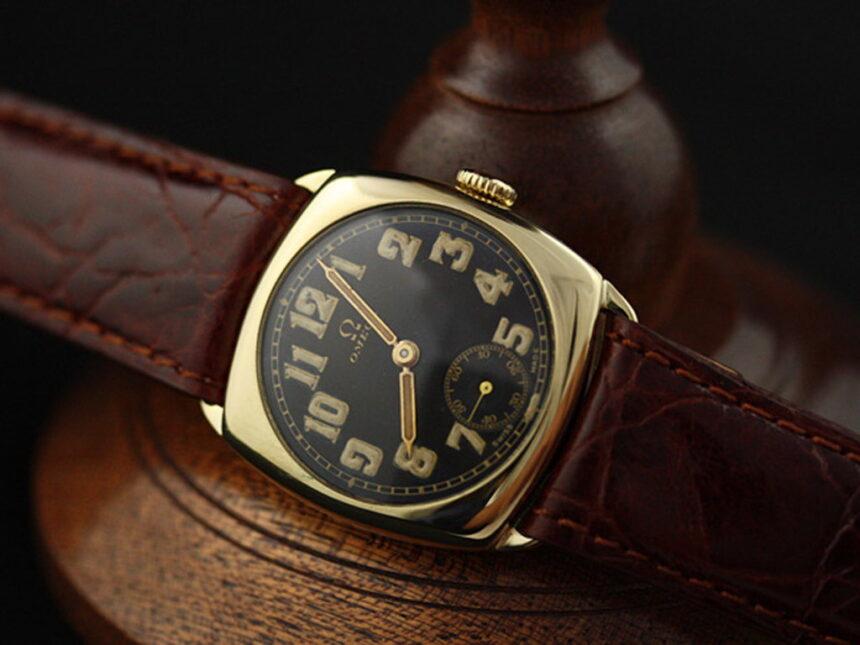 オメガのアンティーク腕時計-W1180-2