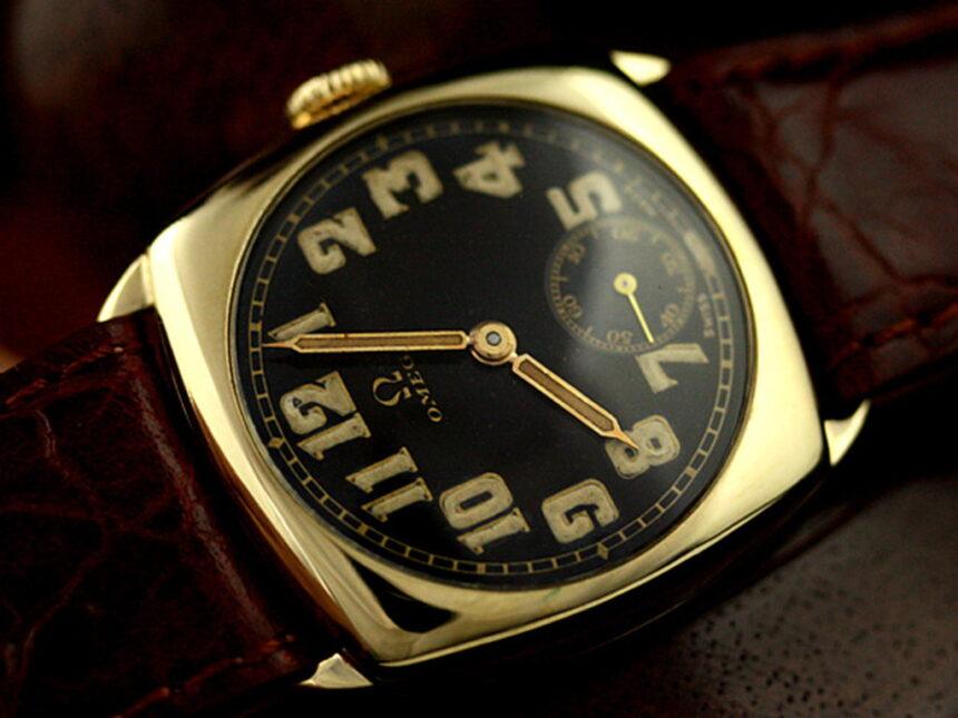 オメガのアンティーク腕時計-W1180-3