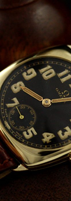 オメガのアンティーク腕時計-W1180-