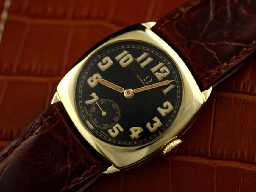 オメガのアンティーク腕時計-W1180-9