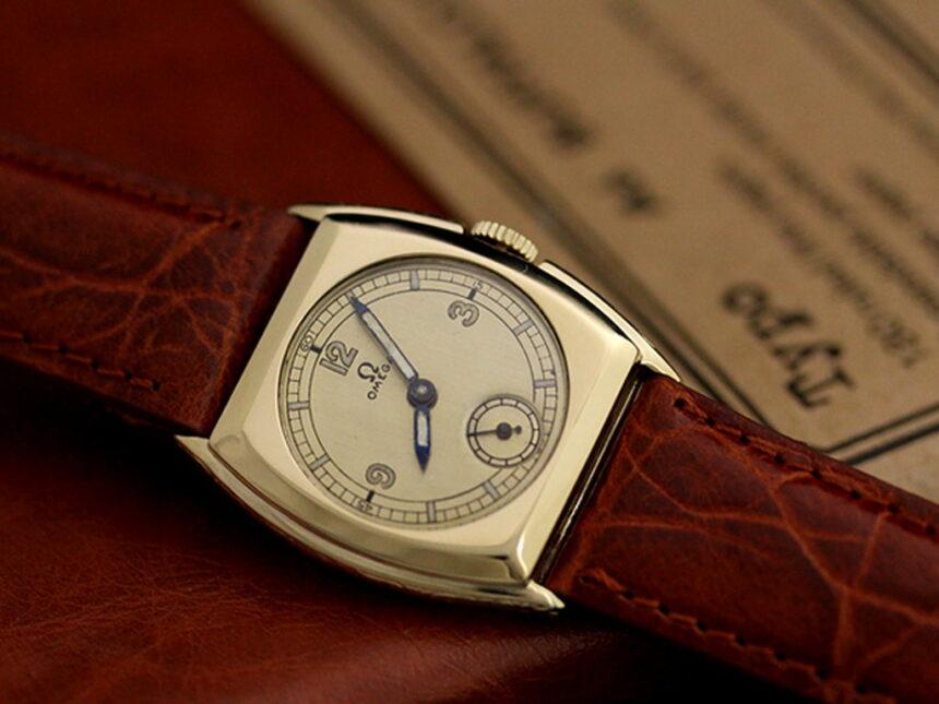 オメガ腕時計-W1193-3