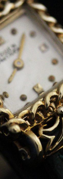グリュエンのアンティーク腕時計-W1219-1