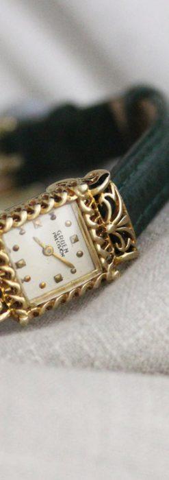 グリュエンのアンティーク腕時計-W1219-2