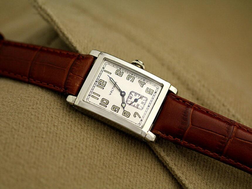 ウォルサムのアンティーク腕時計-W1221-1