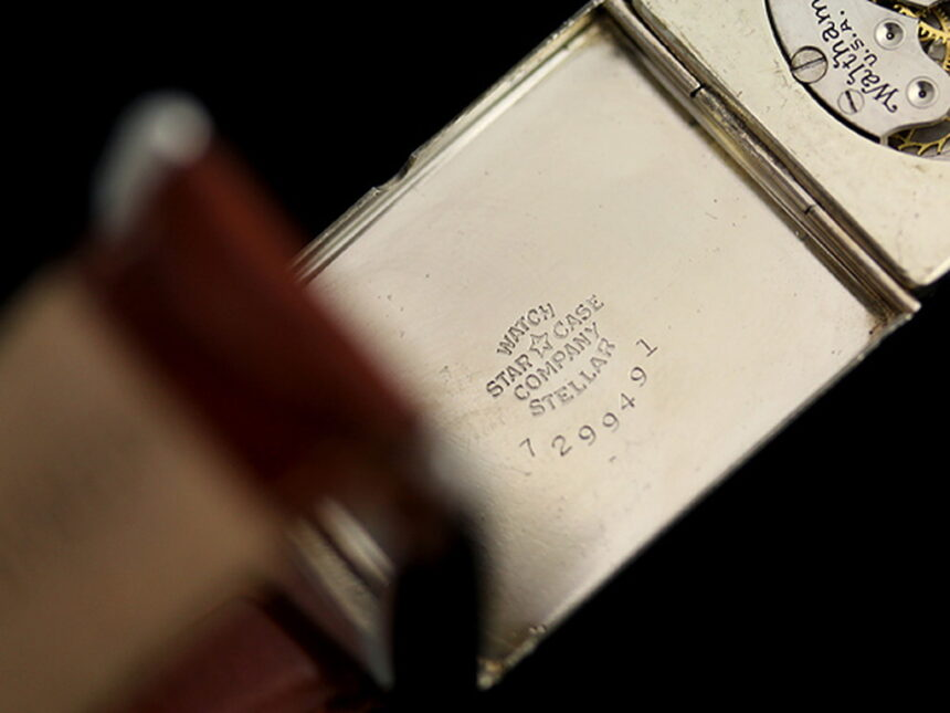 ウォルサムのアンティーク腕時計-W1221-13