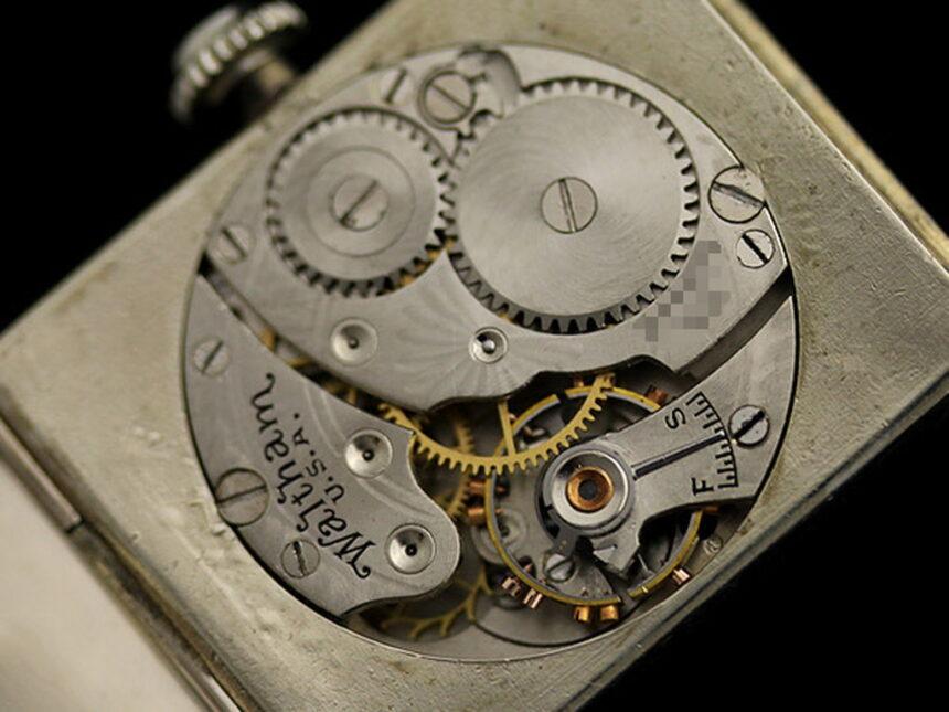 ウォルサムのアンティーク腕時計-W1221-14