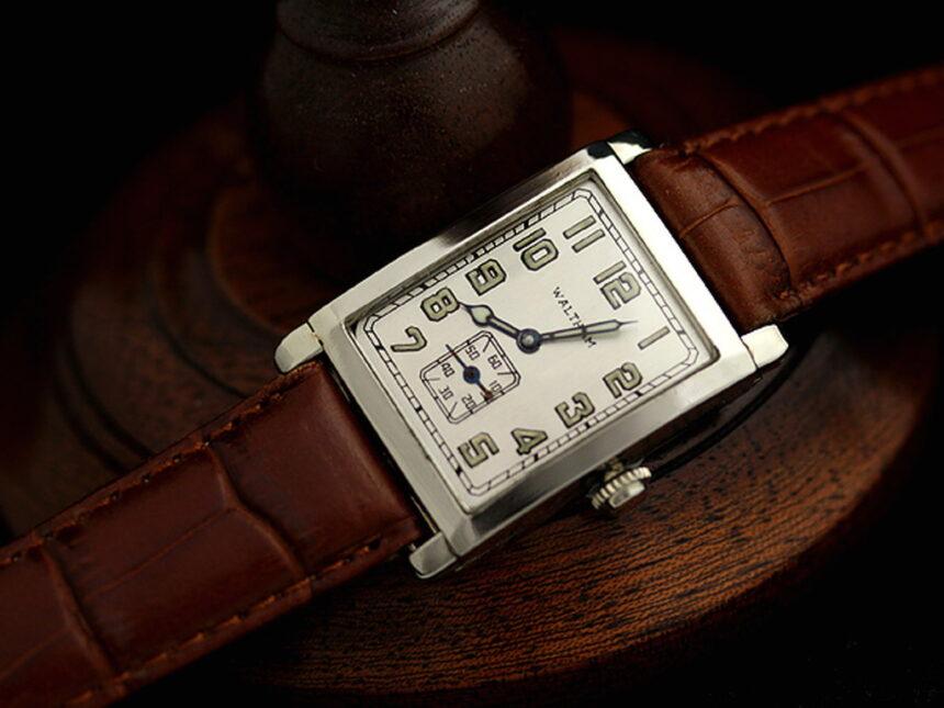 ウォルサムのアンティーク腕時計-W1221-4