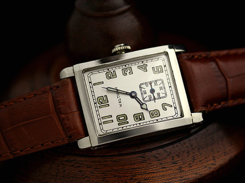 ウォルサムのアンティーク腕時計-W1221-5