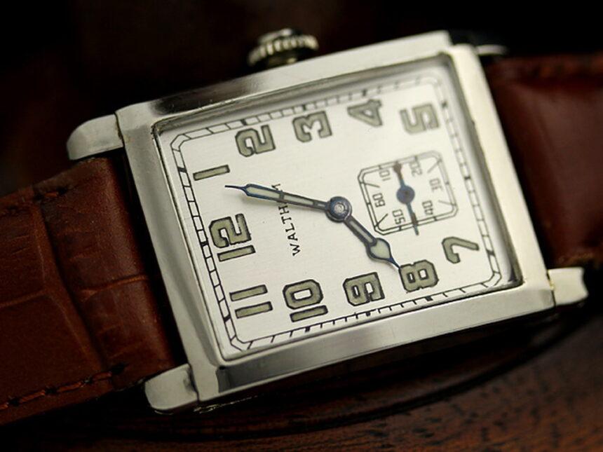 ウォルサムのアンティーク腕時計-W1221-6
