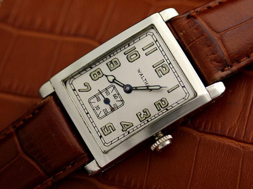 ウォルサムのアンティーク腕時計-W1221-7