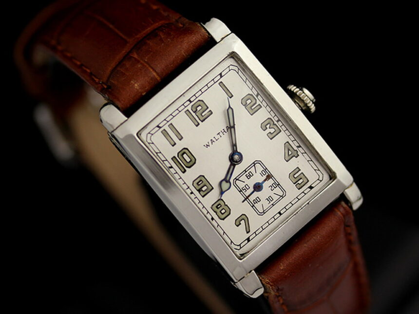 ウォルサムのアンティーク腕時計-W1221-9