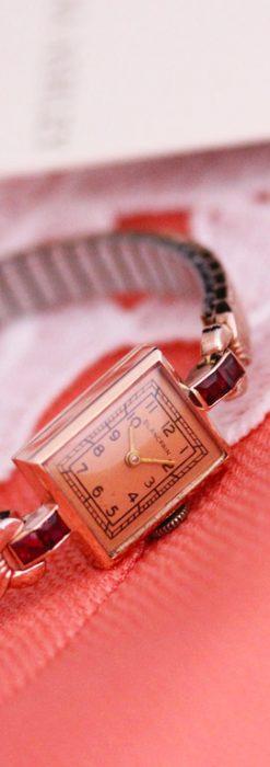 ブランパンの女性用アンティーク腕時計-W1226-1