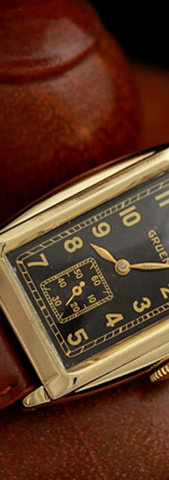 グリュエンのアンティーク腕時計-W1241-2