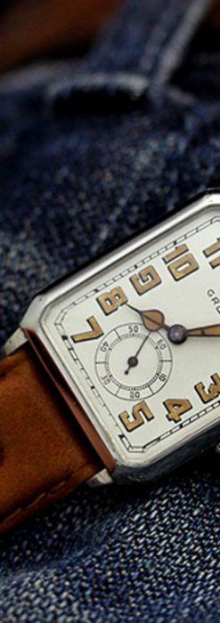 グリュエン腕時計-W1259-1