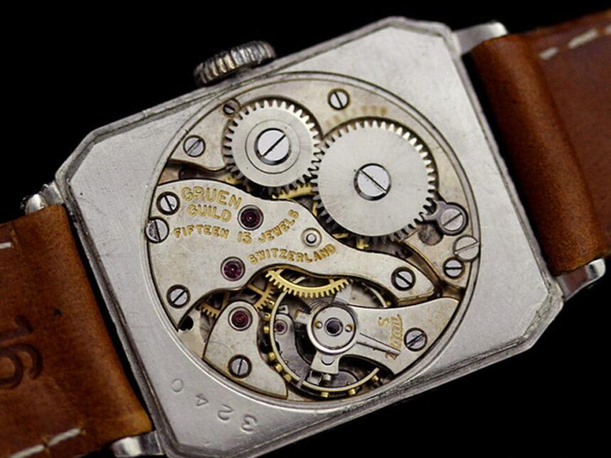 グリュエン腕時計-W1259-14