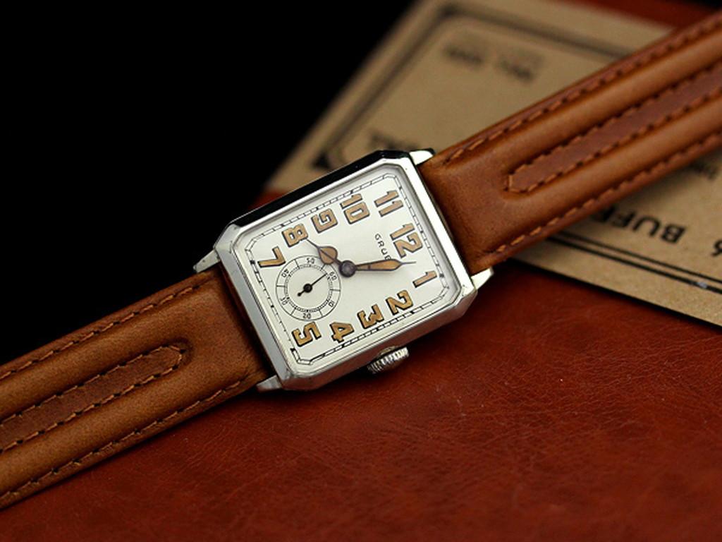 グリュエン腕時計-W1259-3
