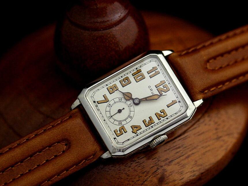 グリュエン腕時計-W1259-4