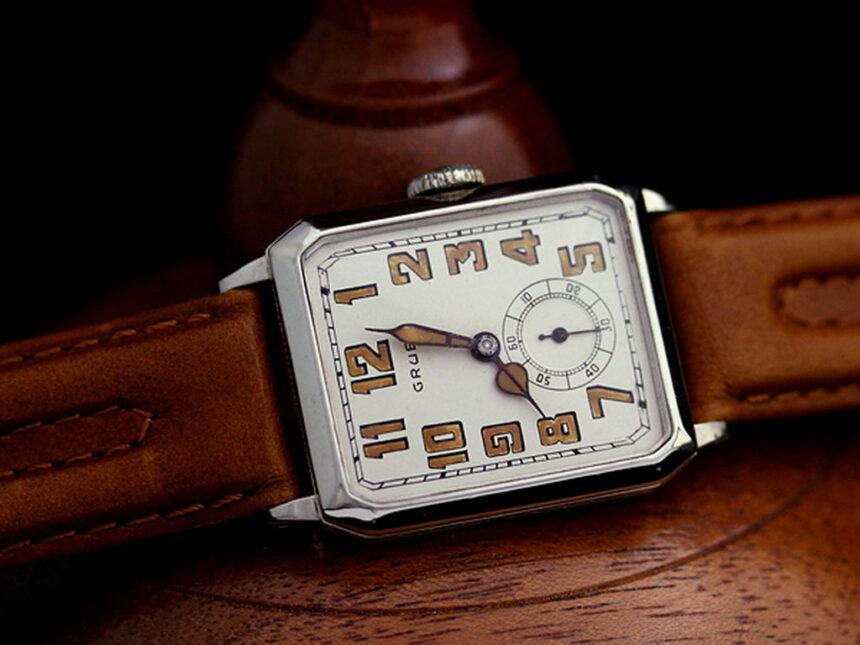 グリュエン腕時計-W1259-5