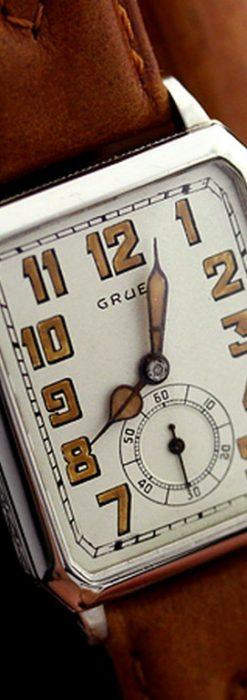 グリュエン腕時計-W1259-6