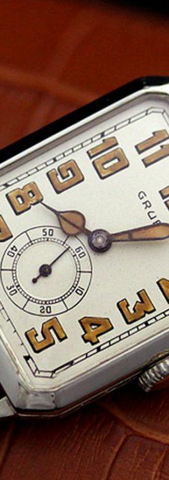 グリュエン腕時計-W1259-7