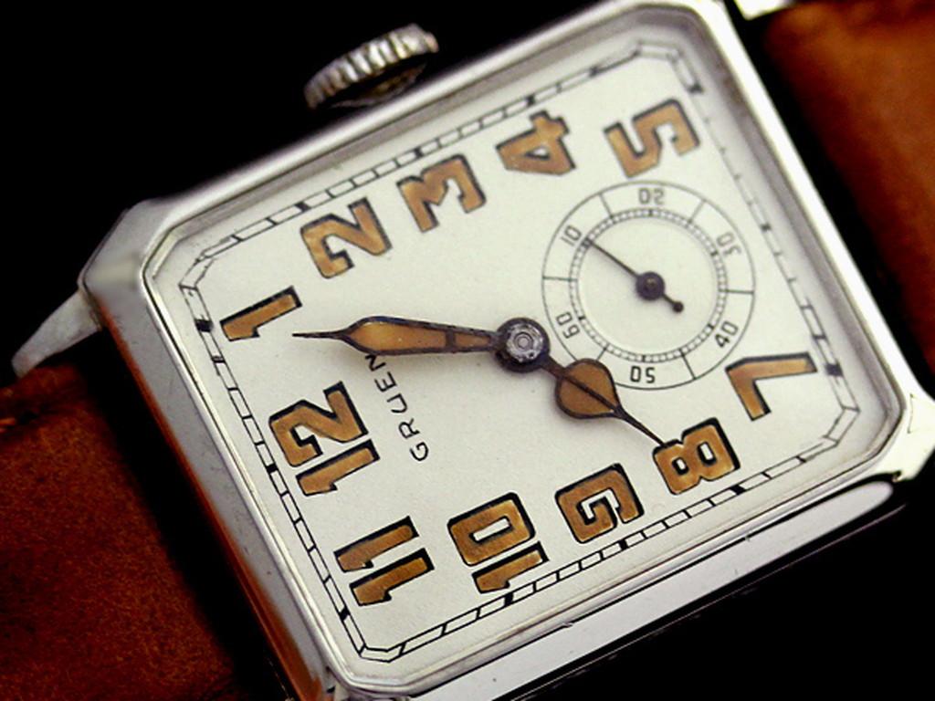 グリュエン腕時計-W1259-8