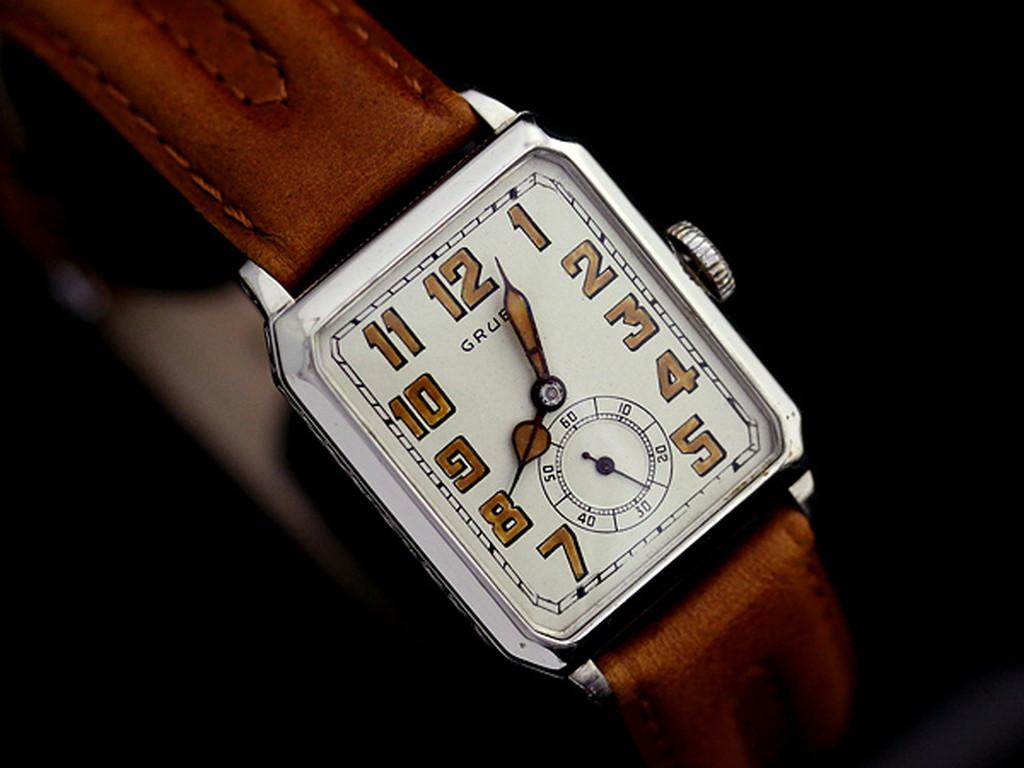 グリュエン腕時計-W1259-9