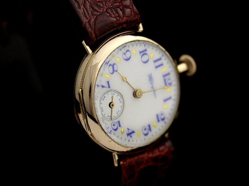 ハンプデンのアンティーク腕時計-W1260-10