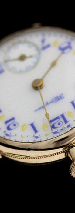 ハンプデンのアンティーク腕時計-W1260-11